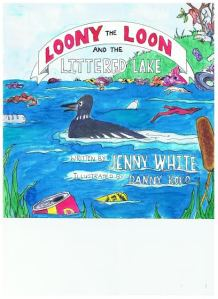 Loony the Loon Book cover