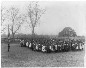 kids memorial day 1865